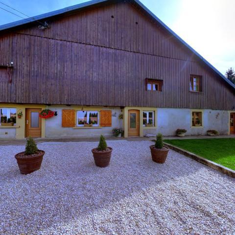 Gîte rural Hauterive La Fresse